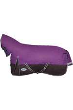 WeatherBeeta ComFiTec Plus Dynamic Combo Neck Medium /  Lite 801236 - Purple / Black
