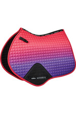 Weatherbeeta Prime Ombre Jump Shaped Saddle Pad - Desert Sky