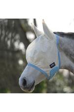 Weatherbeeta Comfitec Essential Mesh Mask - Taupe / Light Blue