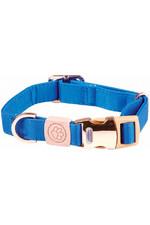 Weatherbeeta Elegance Dog Collar - Blue