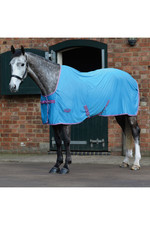 Weatherbeeta Ezi-Dri Standard Neck Fly Rug Blue / Purple