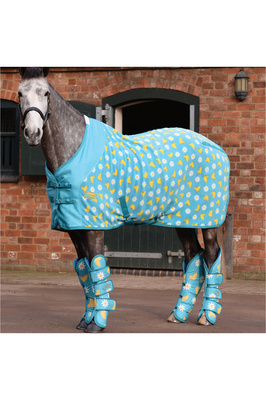 Weatherbeeta Fleece Cooler Standard Neck Chick Daisy Print