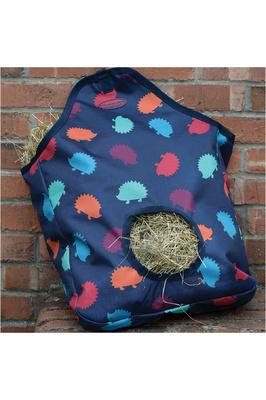 Weatherbeeta Hay Bag Hedgehog Print
