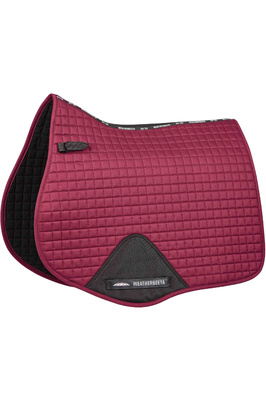 Weatherbeeta Prime All Purpose Saddle Pad 1000746 - Maroon