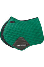Weatherbeeta Prime Jump Shaped Saddle Pad 1000747 - Emerald