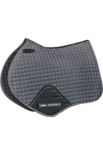 Weatherbeeta Prime Jump Shaped Saddle Pad 1000747 - Grey