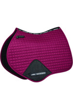 Weatherbeeta Prime Jump Shaped Saddle Pad 1000747 - Maroon