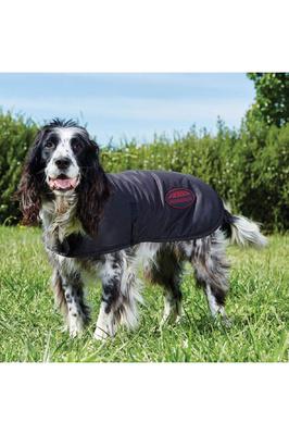 Weatherbeeta Waxed Dog Coat Brown