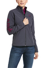 Ariat Womens New Team Softshell Jacket - Periscope