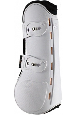 Woof Wear Smart Tendon Boots White