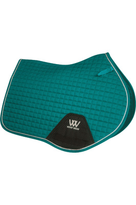 Woof Wear Close Contact Saddle Cloth - Ocean