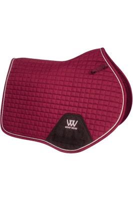 Woof Wear Close Contact Saddle Cloth - Shiraz