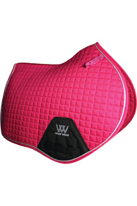 Woof Wear Close Contact Saddle Cloth Berry