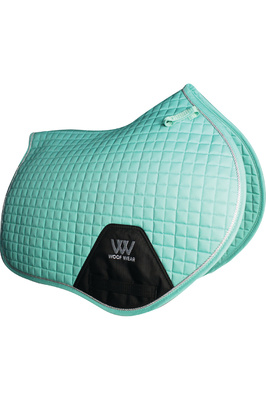 Woof Wear Close Contact Saddle Cloth Mint