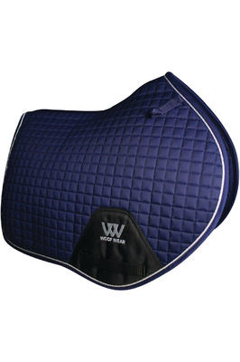 Woof Wear Close Contact Saddle Cloth Navy