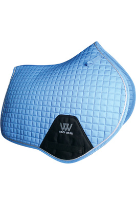 Woof Wear Close Contact Saddle Cloth Powder Blue