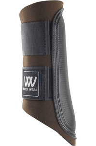 Woof Wear Club Brushing Boot Chocolate