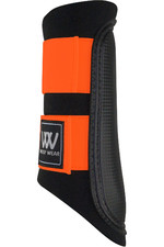 Woof Wear Club Brushing Boot Orange