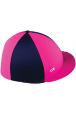 Woof Wear Convertible Hat Cover - Berry / Navy