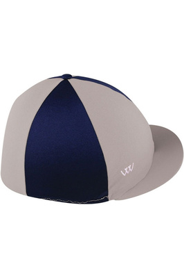 Woof Wear Convertible Hat Cover - Brushed Steel / Navy