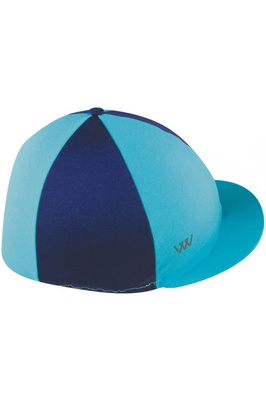 Woof Wear Convertible Hat Cover - Powder Blue / Navy