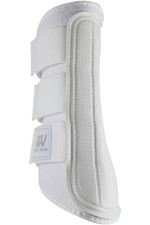 Woof Wear Double Lock Brushing Boots White