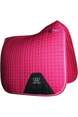 Woof Wear Dressage Saddle Cloth Berry