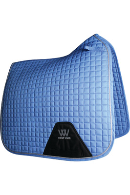 Woof Wear Dressage Saddle Cloth Powder Blue