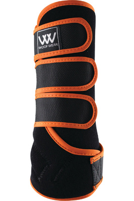 Woof Wear Dressage Wraps Orange