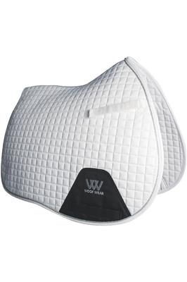Woof Wear General Purpose Saddle Cloth White