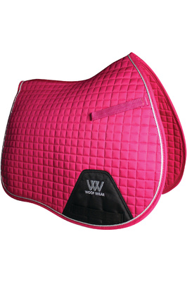 Woof Wear General Purpose Saddle Cloth Berry