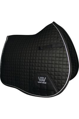 Woof Wear General Purpose Saddle Cloth Black