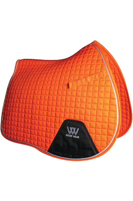 Woof Wear General Purpose Saddle Cloth Orange