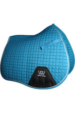 Woof Wear General Purpose Saddle Cloth Turquoise