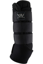 Woof Wear Stable Boot WB0065 - Black / Grey