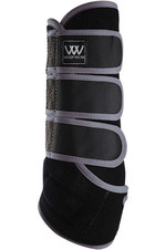 Woof Wear Training Wraps WB0061 - Brushed Steel