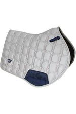 Woof Wear Vision Close Contact Saddle Pad - Champagne