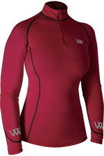 Woof Wear Womens Performance Riding Shirt - Shiraz
