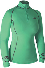 Woof Wear Womens Performance Riding Shirt Mint