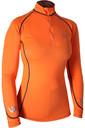 Woof Wear Womens Performance Riding Shirt Orange
