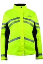 Weatherbeeta Adults Reflective Heavy Padded Waterproof Jacket Hi Vis Yellow 1005272