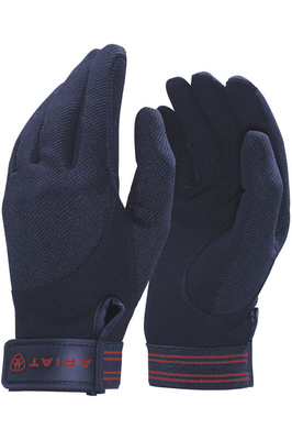 Ariat Tek Grip Glove Navy