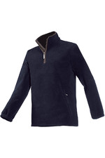 Baleno Mens Hamlington Fleece Navy