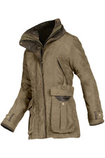 Baleno Womens Ascot Jacket Light Khaki