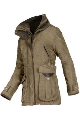 Baleno Womens Ascot Jacket Light Khaki