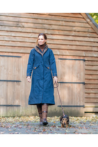 Baleno Womens Kensington Coat Navy