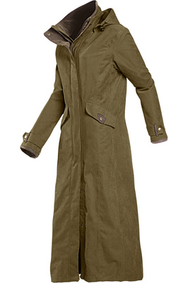 Baleno Womens Kensington Coat Pine Green