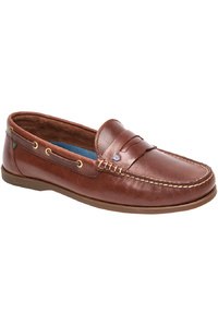 Dubarry Spinaker Deck Shoes Brown
