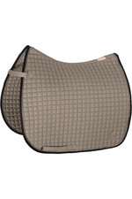 Eskadron Cotton Saddle Pad - Ivory Grey