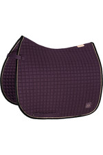 Eskadron Cotton Saddle Pad - DeepBerry